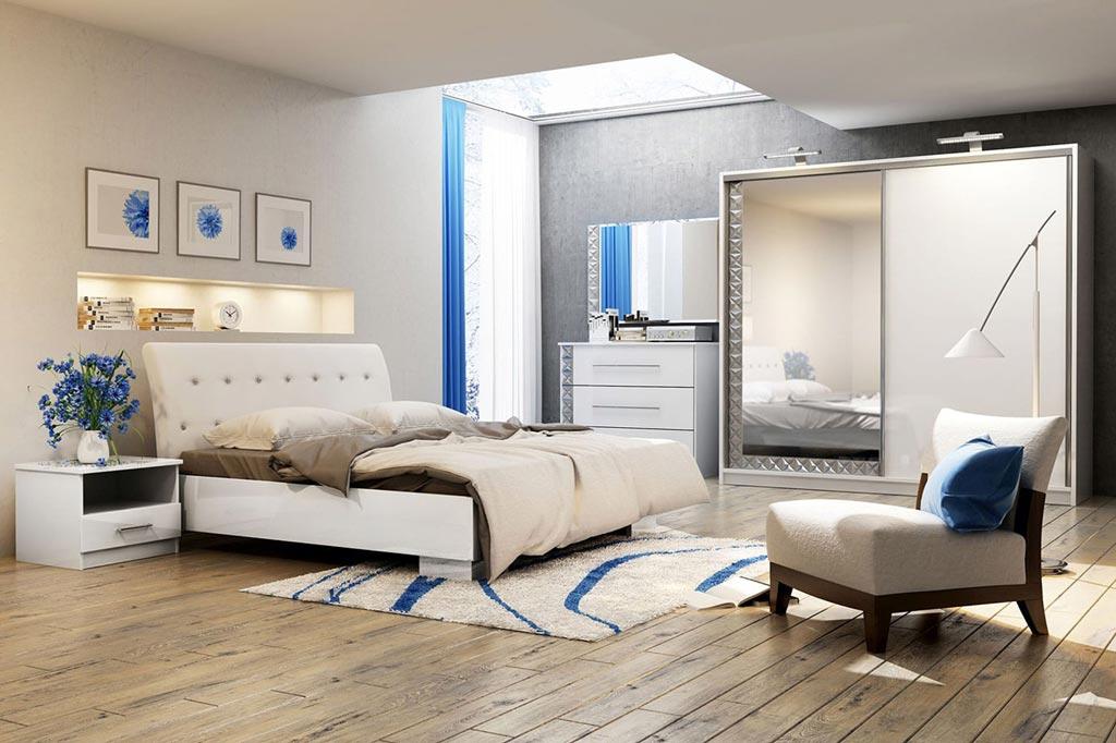 Möbel für Schlafzimmer – ISLAND - Prime Home Deutschland – Möbel für Haus und Büro | www.prime-home.de