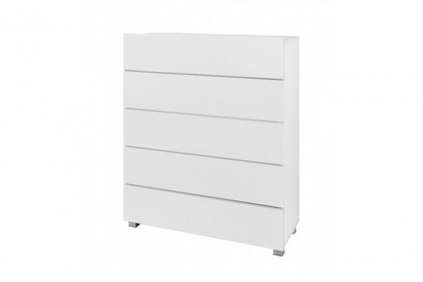 Kommode weiß und glänzend – KARL | Prime Home Deutschland – Möbel für Haus und Büro | www.prime-home.de