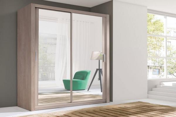 Kleiderschrank sonoma – Nollie - Prime Home Deutschland – Möbel für Haus und Büro | www.prime-home.de
