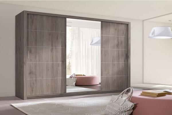 Kleiderschrank sanremo – Berra - Prime Home Deutschland – Möbel für Haus und Büro | www.prime-home.de