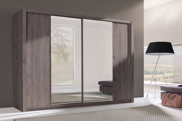 Kleiderschrank sanremo – Sewa - Prime Home Deutschland – Möbel für Haus und Büro | www.prime-home.de