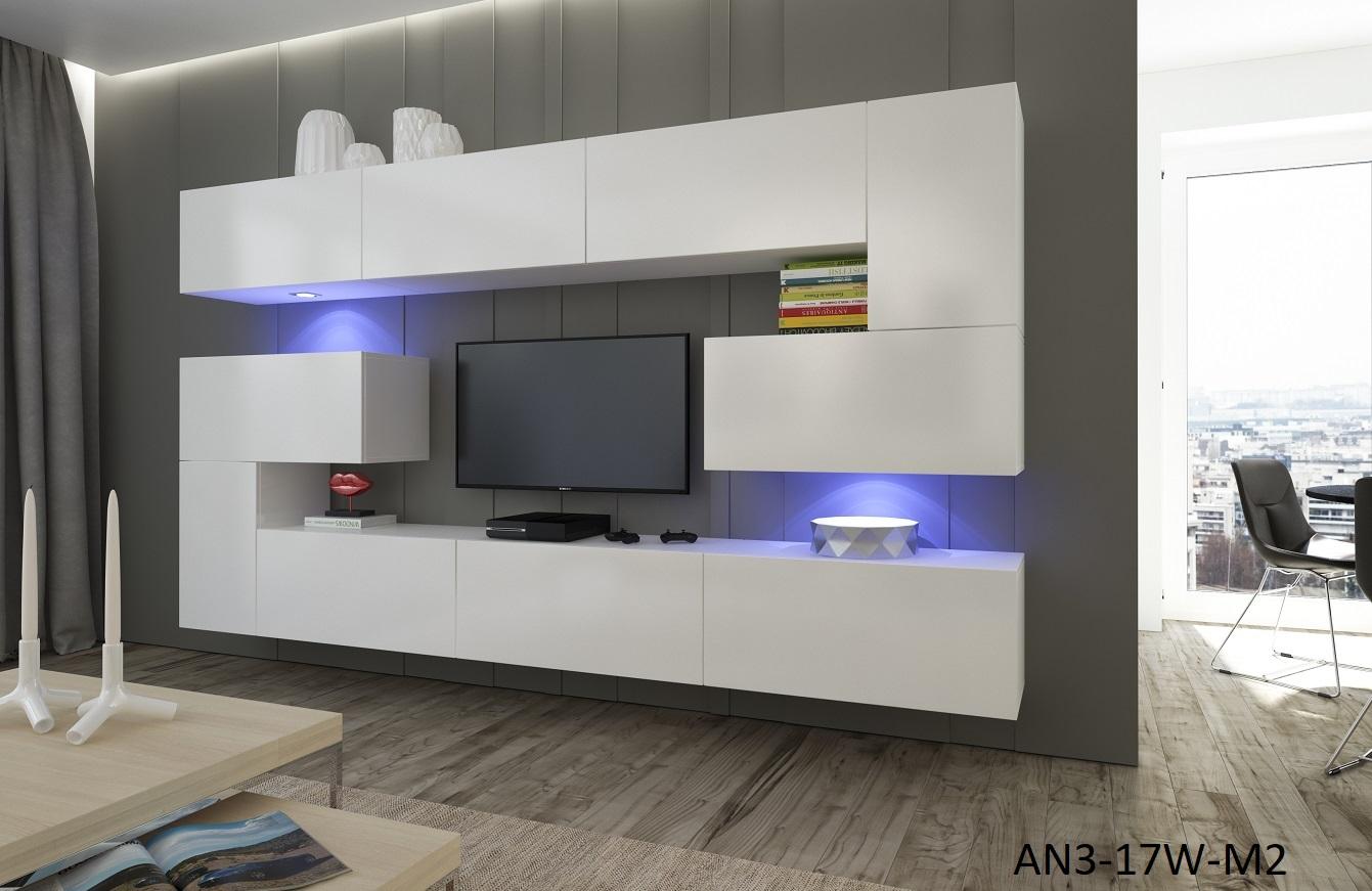 mobel fur wohnzimmer weiss in matt albania nx 3 prime home deutschland mobel
