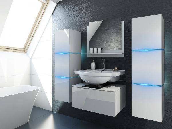 Weiße Möbel für Badezimmer ohne Waschbecken – Like 14 –Prime Home Deutschland | www.prime-home.de